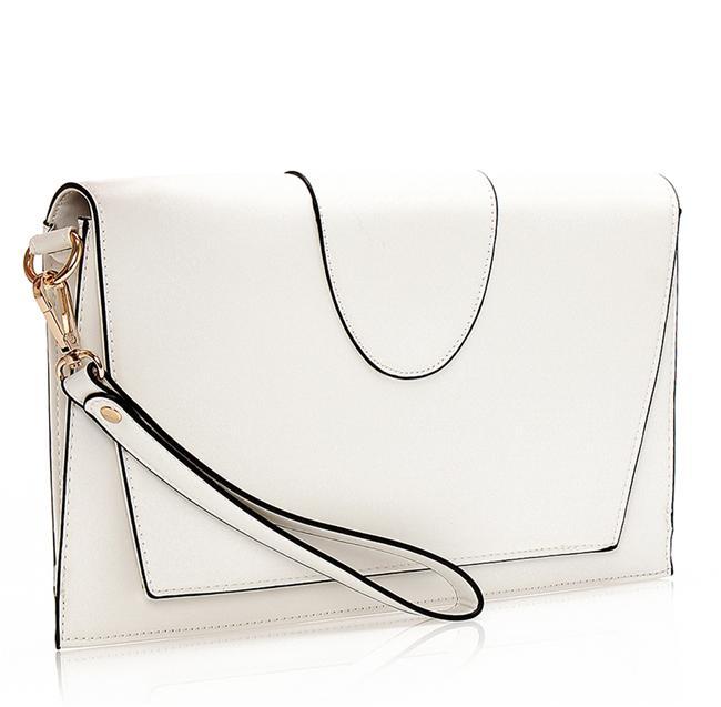 Beyaz el çantası