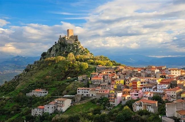 14- Burgos, Sardegna