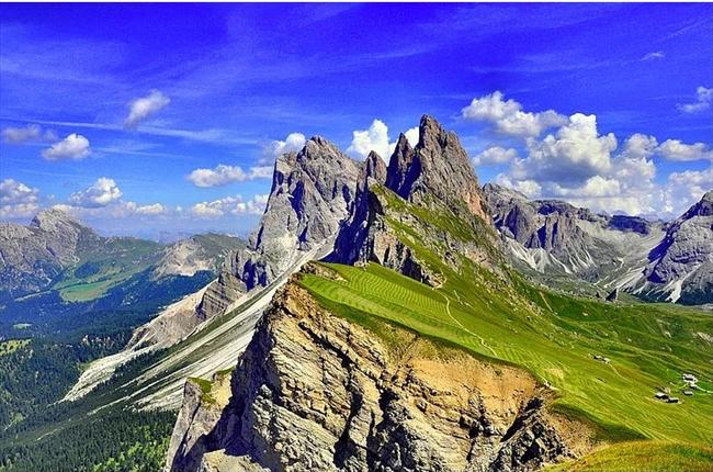 5- Odle Mountain, Dolomites