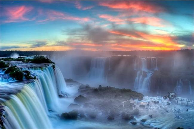 İguazu Şelaleleri - Brezilya