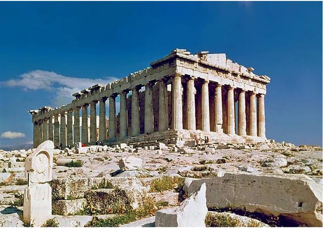 Parthenon - Yunanistan