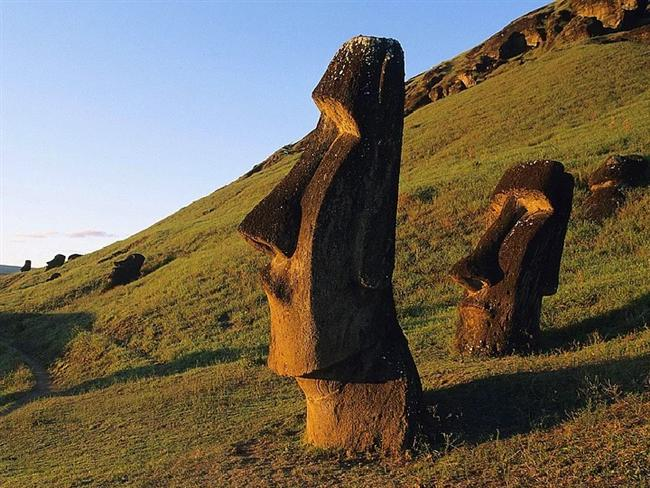 Easter Adası - Şili