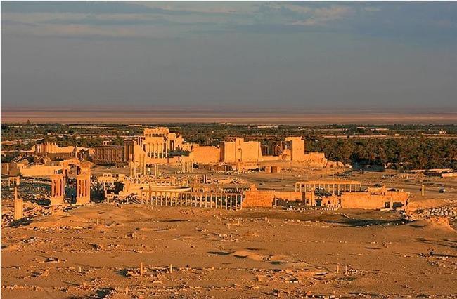 Palmira Antik Kenti - Suriye