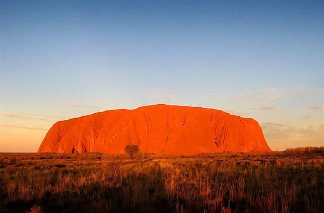 Uluru-Kata Tjuta Milli Parkı - Avustralya