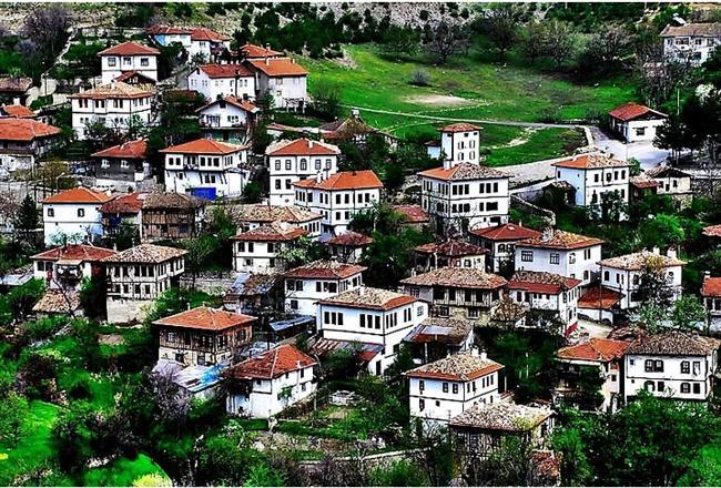 Safranbolu Evleri - Türkiye