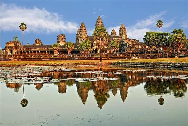 Angkor Wat - Kamboçya