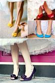 İşte Renkli Gelin Ayakkabıları! - 7