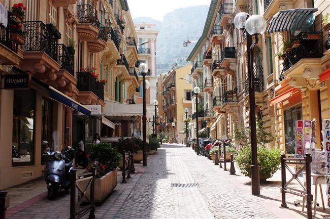 Ortaçağ'dan kalmış gibi gözüken sokakları...