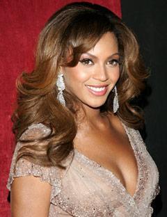 Beyonce 33 yaşında ama burada saçları 45 yaşında!