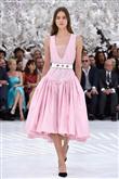 Paris Moda Haftası Christian Dior Koleksiyonu - 4