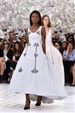 Paris Moda Haftası Christian Dior Koleksiyonu - 9