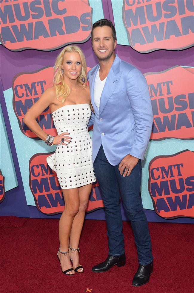 Caroline Bryan ve Luke Bryan