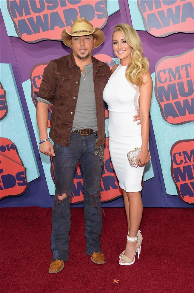 Jason Aldean ve Brittany Kerr