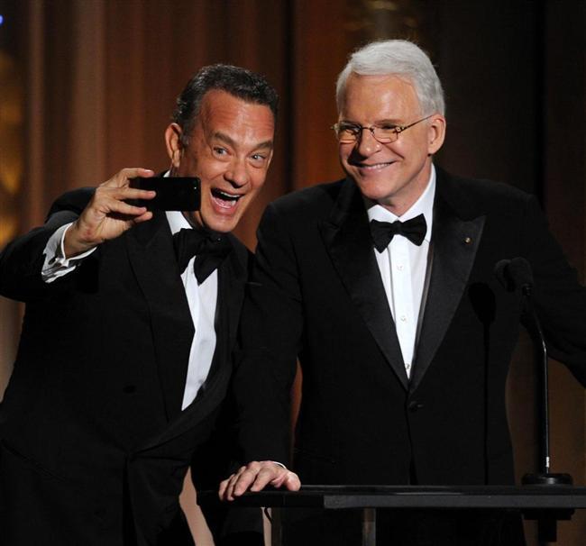 Tom Hanks ve Steve Martin