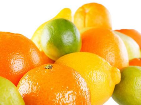 Sarı-Turuncu meyveler