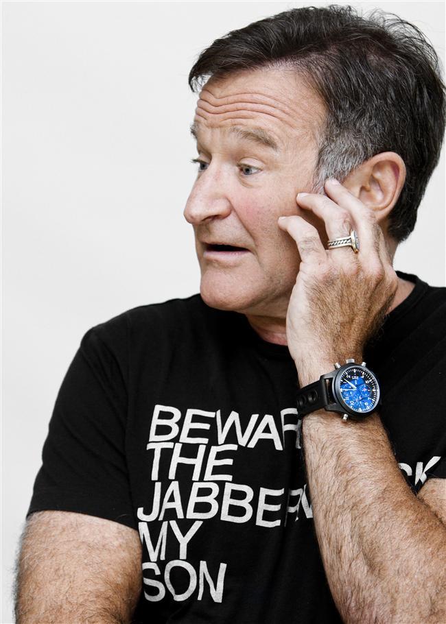 Rob Schneider  Robin Williams açık bir şekilde dünyanın Chaplin'den bu yana en sevilen komedyeniydi.