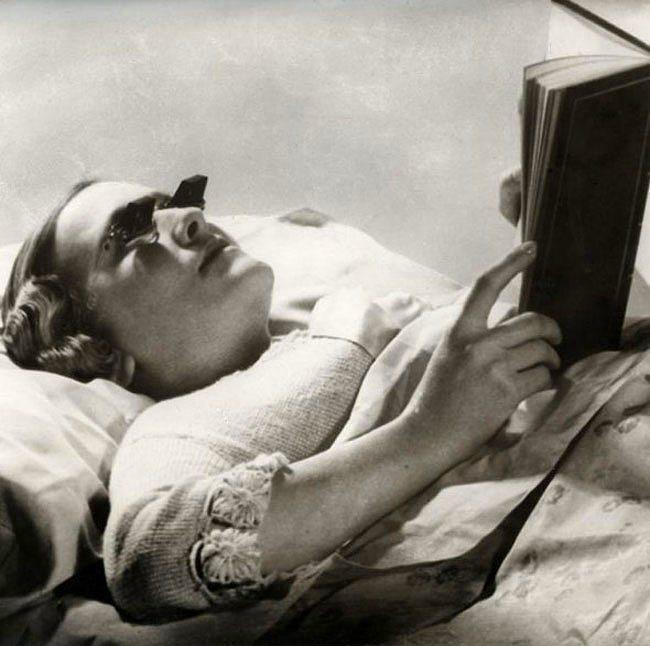 Yatarak Okuma Gözlüğü (İngiltere 1936)  Yorumsuz!