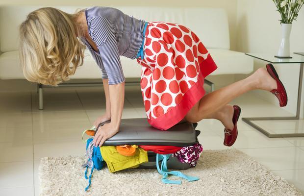 Eşyaları abartmadan tatil valizi hazırlamayı öğrenin.