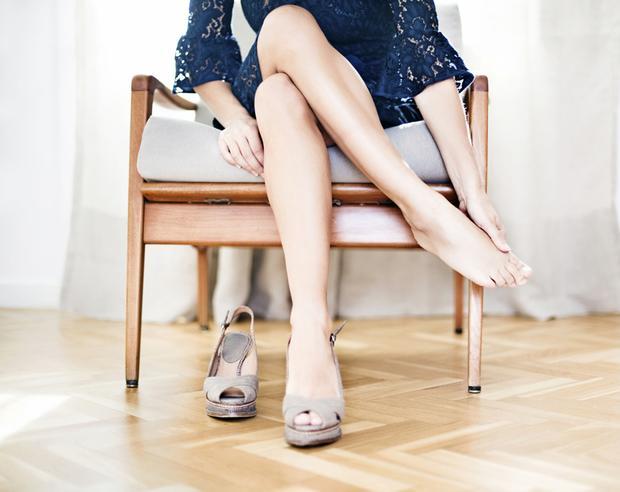İlk giyişte ayağınıza uygun ayakkabıyı seçebilin.