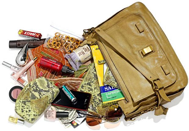 Çantanızı gereksiz eşyalarla doldurmadan evden çıkın.