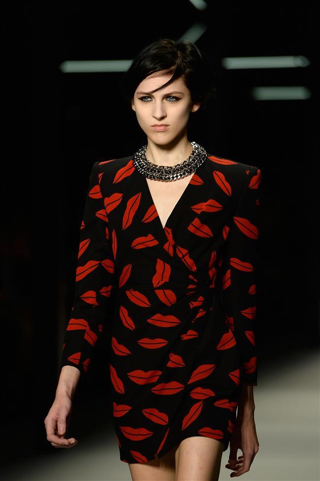 2014-2015 Sonbahar/Kış moda haftalarında birçok tasarımcının koleksiyonlarında dudak desenlerini görüyoruz.  2014 Paris Moda Haftası
