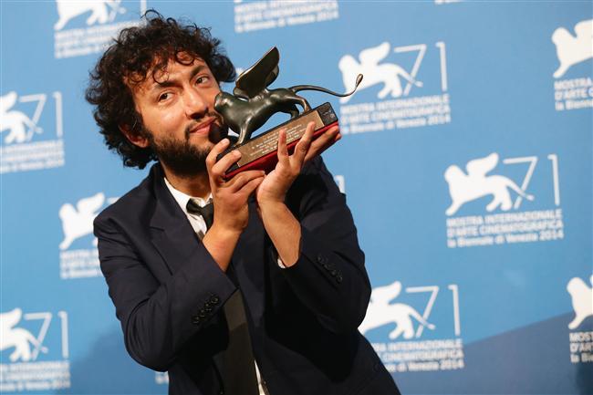 Venedik Film Festivali'nin büyük ödülü Altın Aslan ve genç yönetmenlerin ilk uzun metrajlı filmleri için dağıtılan 'Geleceğin Aslanı' kategorisinde yarışan Kaan Müjdeci, Jüri Özel Ödülü'nün sahibi oldu.
