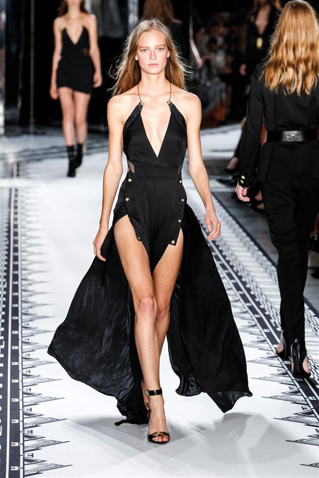 Versace 2015 İlkbahar-Yaz Koleksiyonu - 11