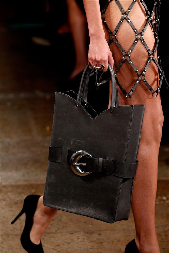 2014 New York Moda Haftası Çantaları - 25