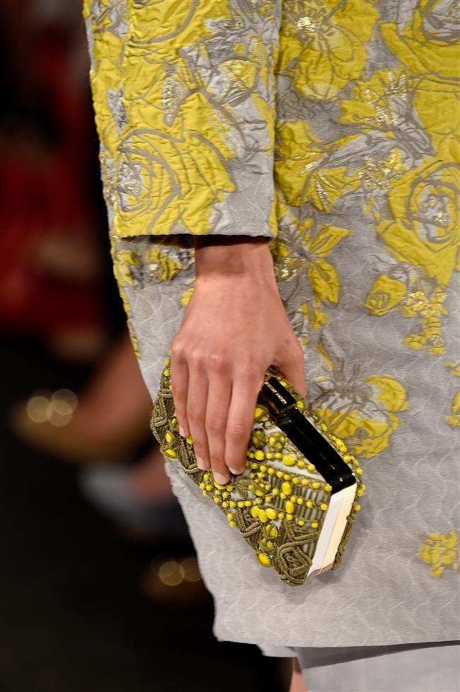 İşte New York Moda Haftası'nda dikkat çeken çantalar..
