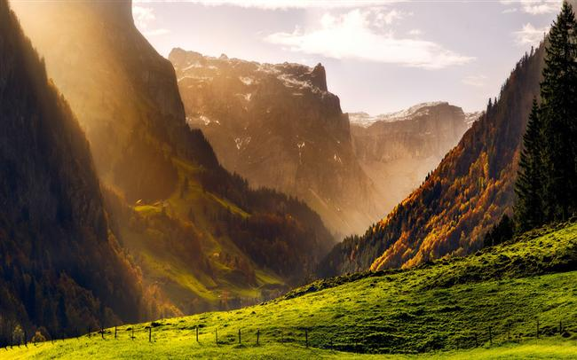 Alp Dağları-İskoçya