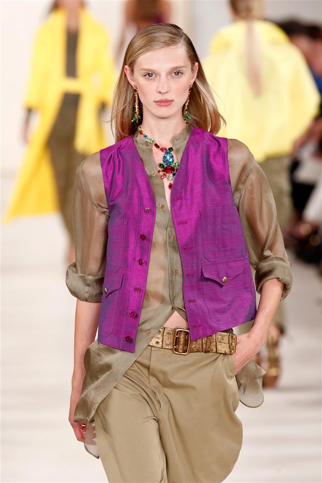 İşte New York Moda Haftası Ralph Lauren Koleksiyonu...