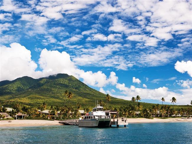Saint Kitts ve Nevis  2694 km²'lik Karayip ülkesi bağımsızlığını 1983 yılında kazandı. Ülkenin şu anki nüfusu 39 bin.