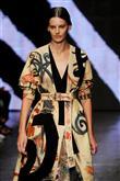 Donna Karan 2015 İlkbahar-Yaz Koleksiyonu - 17