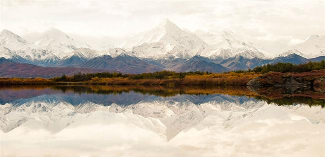 Alaska Aralığı, Denali Wilderness In Alaska