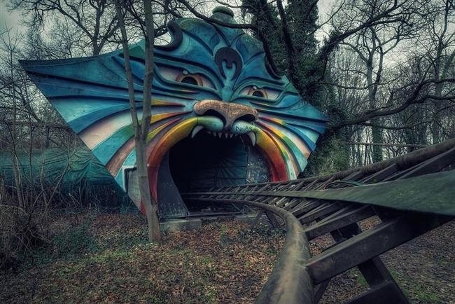 Spreepark, Berlin, Almanya