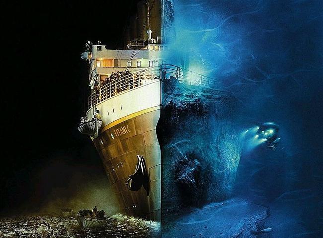 Titanik'in enkazı