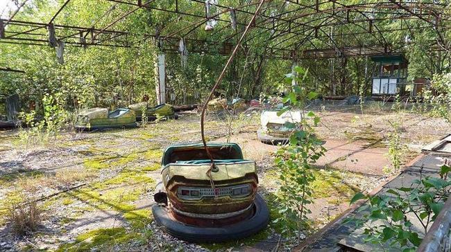Çernobil, Ukrayna