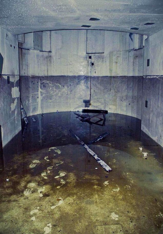 Terk edilmiş nükleer santral
