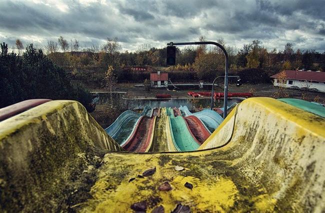 Terk edilmiş Aquapark