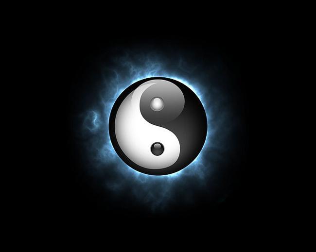Yin-Yang motifi sanıldığının aksine ilk olarak Çin'de değil, Roma'da görülmüş.
