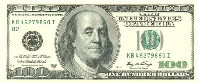 Bir Amerikan doları banknotunun ortalama ömrü 18 ay.