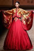 Çin Moda Haftası 2015 İlkbahar/Yaz Defilesi - 8