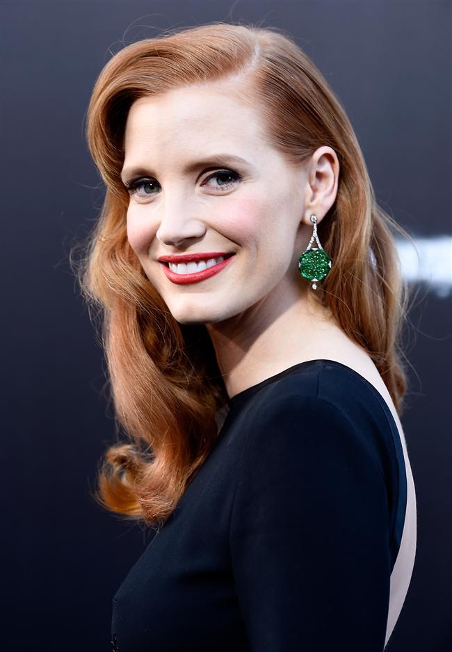 İşte Hollywood ünlüleri arasından bizim seçtiğimiz haftanın en güzel saç ve makyajları...