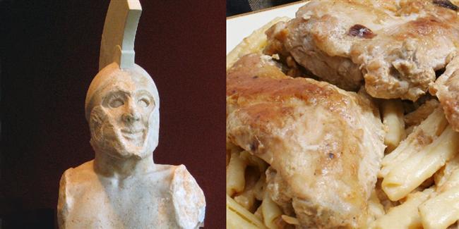 11. Leonidas  Hafızalarda Gerard Butler ile birleşen ve savaşma yetenekleri ile göz dolduran Sparta İmparatoru Leonidas milattan önce 480 yılında jübilesini yapmadan önce savaşçılara layık bir yemek olan tavşan çevirme yemiş.