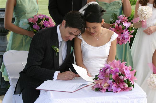 Resmi Nikah  Evet o topuklunun parmağınızı ezdiği tören. Üstad damatların tek sefer de bitirdiği tören. Düğün mekanında da yapılabilir ama nikah salonunda da ayrıca yapıldığı olur. Neden? Çünkü ne kadar prosedür varsa yerinde yapılmalı ve size durmadan bir iş çıkmalı.