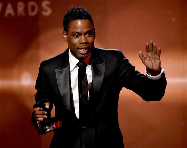 Hollywood komedi film ödülü: Chris Rock, Top Five