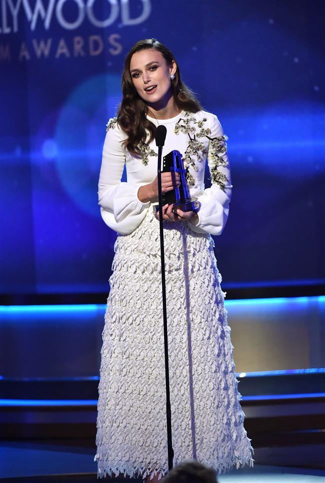 Hollywood yardımcı aktris ödülü: Keira Knightley, The Imitation Game