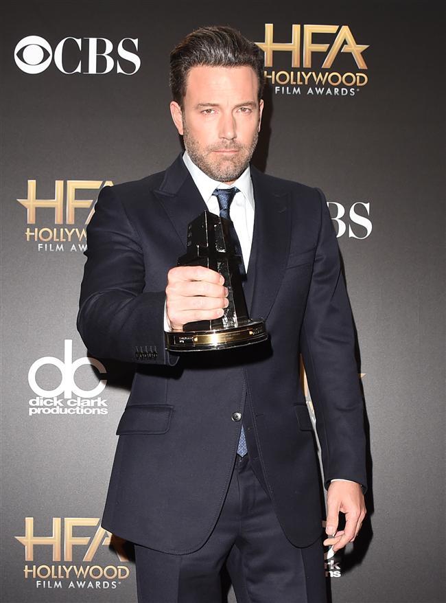 Hollywood film ödülü: Gone Girl / Ben Affleck