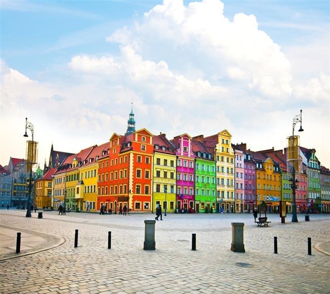 11. Wroclaw, Polonya