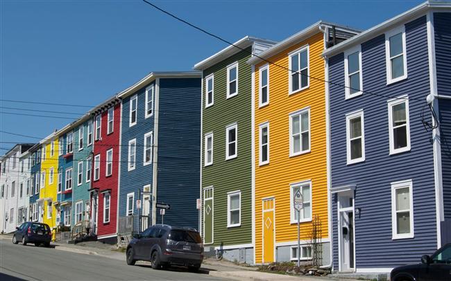12. St. Johns, Newfoundland, Kanada